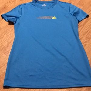 Adidas Women's athletic tee shirt size medium